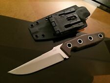 Shane Sibert Premium Grade Minion custom made Tactical knife! CPM S30V Blade!