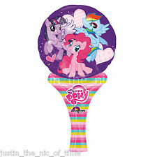 MY LITTLE PONY Girls INFLATE A FUN Mini Shape AIR FILL FOIL BALLOON