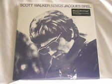 SCOTT WALKER Sings Jacques Brel 180 gram vinyl SEALED UK LP
