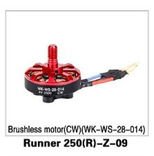 Walkera Runner 250 Advance-drone Brushless-Motor (CW) (WK-WS-28-014) F16490