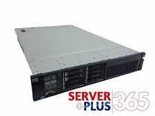 HP Proliant DL380 G7 2x Quad-Core 2.40GHz 72GB RAM 2x 450GB 6G SAS 2x power DVD