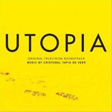 Utopia [Original Television Soundtrack] by Cristobal Tapia de Veer (CD,...