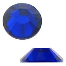 Swarovski Crystal Flatback SS12 Cobalt Blue Color 3mm. Approx.144 PCS. 2058