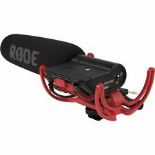 Rode Videomic Shotgun Microphone with  Rycote Lyre Mount For Canon & Nikon DSLR