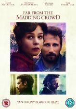 FAR FROM THE MADDING CROWD (Via dalla Pazza Folla) DVD in Inglese NEW .cp