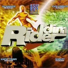 Riddim Rider 4 CD Set New Factory Sealed CD