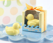 Colorful Rubber Ducky Scented Soap Baby Shower Favors