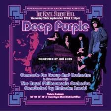 Deep Purple: Concerto for Group and Orchestra (2-CD Set), Royal Philharmonic O,.
