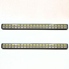 Led Daytime Running Light Drl Indicator Turn Signal Fits Renault Scenic Clio Mk2