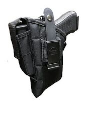 SpringField XD9 XD40,XD45 With Tactical Light | Gun Outside Open Carry holster