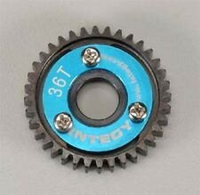 36T Steel Spur Gear 36 Tooth for 1/10 Traxxas Revo 3.3, E-Revo & Slayer INTT3179