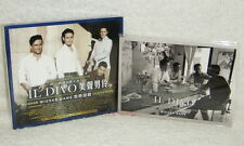 Il Divo WICKED GAME 2011 Taiwan Limited CD+DVD+6 Postcards w/BOX