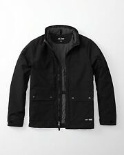 Abercrombie - Thermo Peak Jacket, size M
