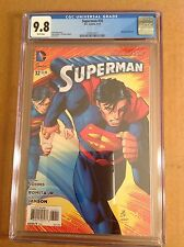 CGC 9.8 Superman #32 1st Appearance of Mr. Oz Ozymandius? Watchmen Rebirth