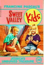 Jessica's Unburied Treasure (Sweet Valley Kids #30), Pascal, Francine, 055315926
