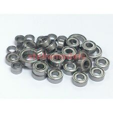 Full Ball Bearing Set for TAMIYA TL-01 / TL-01B Chassis Kit (24Pcs.)