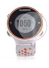 2 protections d'écran housse protection film pour smart watch garmin Forerunner 620