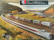 Con Cor AeroTrain 7-Unit Collector Set, Pennsylvania (PRR) DCC Ready