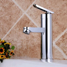 Copper Hot and Cold Mixer Water Tap Basin Kitchen Bathroom Wash Basin Faucet