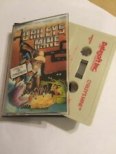 O'RILEY'S MINE O'RILEYS COMMODORE 64 C64 CASSETTE TAPE GAME By DATASOFT Inc.