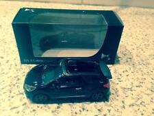 Norev citroën 1/64 , Ds3 Cabrio, zwart, Mint in box, 3 inch
