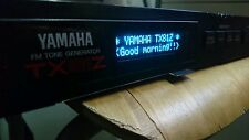 Yamaha SPX90 / TX81Z Oled Display !