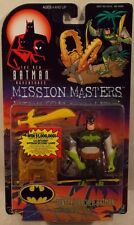 Batman Animated New Adventures Mission Masters Series 1 - Jungle Tracker Batman