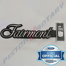 FAIRMONT Grille Badge , Chrome , NEW , for XY Ford 351 GS GT Grill Falcon