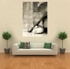 BALLET SHOES BALLERINA NEW GIANT POSTER WALL ART PRINT PICTURE G759