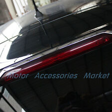 Chrome Spoiler Brake Light Trim For Ford Kuga Escape MK2 2013 2014 15 2016 2017