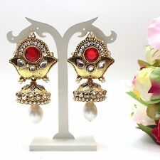 -indian-asian-bridal-jewellery-bollywood-ethnic-wear-jhumka-earrings-length25