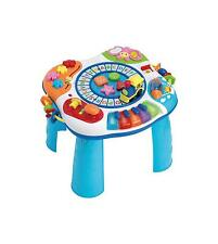 BABY  8 IN 1 ACTIVITY CENTRE/TABLE