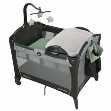 Graco Pack 'N Play Playard Portable Napper and Changer - Greenhill - Free Ship!