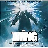 Ennio Morricone - The Thing Soundtrack CD John Carpenter