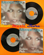 LP 45 7'' AMANDA LEAR Fashion pack Lili marleen 1979 italy ARIOLA 7128 cd mc dvd