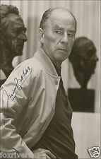 ARNO BREKER - Signed Photograph - German Sculptor