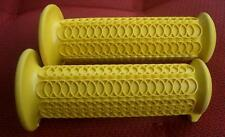 NOS Vintage BMX Winner Circle Old School Mongoose Bike Early Yellow Grips