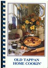 *OLD TAPPAN NJ 1997 *HOME COOKIN *SCHOOLS COOK BOOK *PARENTS FOR TECHNOLOGY