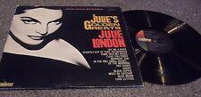 """Julie London """"Golden Greats"""" LIBERTY VOCAL JAZZ LP #LST-7291"""