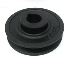 "UNKNOWN BRAND SHEAVE PULLEY, BC40, 1 GROOVE, 1"" BORE"