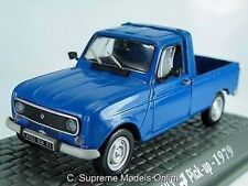 1979 RENAULT 4 PICK UP 1/43 SCALE MODEL CAR BLUE COLOUR SCHEME EXAMPLE T3412Z(=)