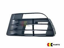 VW SCIROCCO 08-14 NEW GENUINE R BUMPER N/S LEFT LOWER GRILL 1K8854661