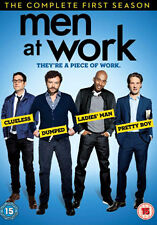 MEN AT WORK - SEASON 1 - DVD - REGION 2 UK
