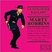 MARTY ROBBINS / ROBINS - GUNFIGHTER BALLADS AND TRAIL SONGS CD ALBUM BRAND NEW