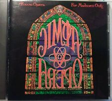 Atomic Opera For Madmen Promotional CD 1994 Heavy Metal/Prog Sam Taylor/King's X