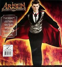 COUNT DRACULA Prince Darkness Baron Mens GOTHIC VAMPIRE COSTUME One Size 44 New