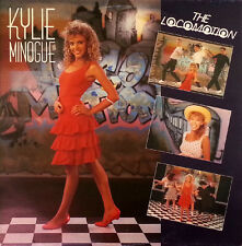 """Kylie Minogue The Locomotion - 12"""" Maxi - k596 -  - washed & cleaned -"""