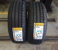 X2  205 55 16   205/55R16 91V PIRELLI P7 CINTURATO  NEW TYRES VERY CHEAP
