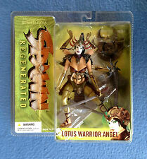 LOTUS WARRIOR ANGEL SPAWN REGENERATED 6 INCH FIGURE MCFARLANE 2005