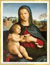 CASPARI Madonna & Child with Book Boxed Christmas Greeting Cards - 16 ct Box